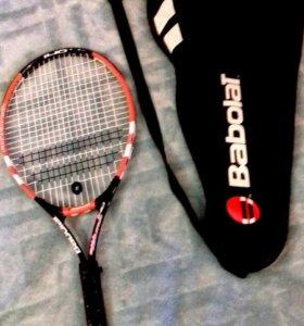 Продам теннисную ракетку BABOLAT