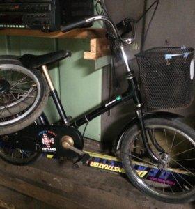Велосипед детский Япония