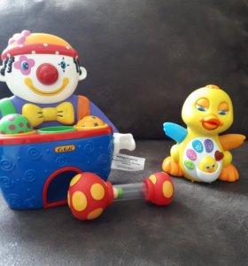 Игрушки развивашки