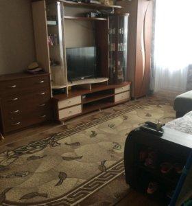 Квартира, 1 комната, 38 м²