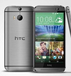 HTC One M8.