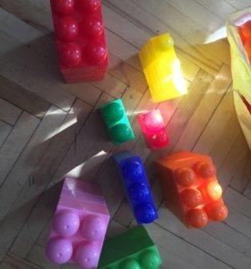 Лего-кубики для самых маленьких