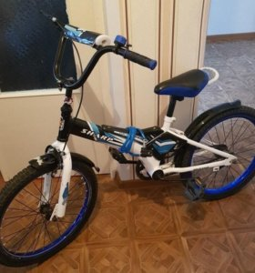 Велосипед Motor Sharp 18