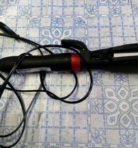 щипцы для завивки и выпрямления волос