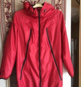 Новая Куртка ветровка парка р. 54 Mishele
