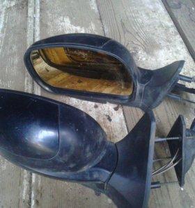 зеркала и стартер 2108-2115