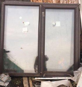 2 новых окна в ламинации