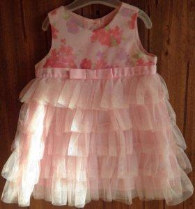 Платье новое из США