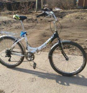 Велосипед, forward valencia 2.0