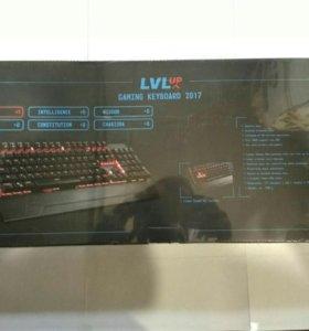 Абсолютно новая механическая клавиатура LVL UP 201