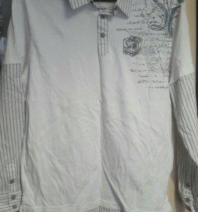 Рубаха новая подростковая
