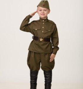 Детская военная форма,