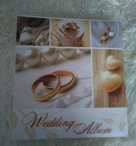 Свадебный альбом для фотографий