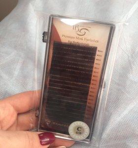 Реснички JB длина 9 изгиб С 0.10