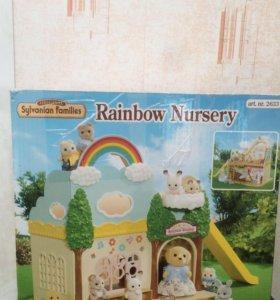 Детский садик игрушка