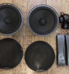 Продаю 2-компонентную акустика Nakamichi NSE 60