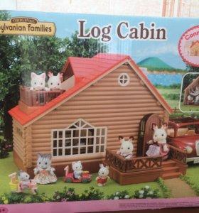 Дом кукольный игрушка