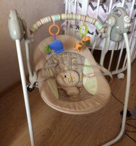 Детская электрокачель Babycare