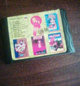 Sega 2 +9 игр бесплатнт