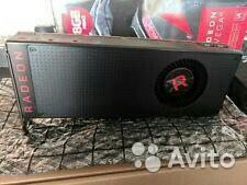 AMD Radeon RX vega 64 8 гигов.