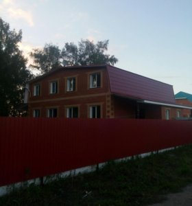Таунхаус, 80 м²