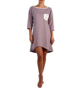Домашнее платье 42, 48