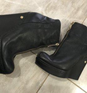 Туфли Ботильоны Сапожки Ботинки