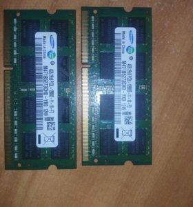 DDR3 Samsung 4GB 2Rx8 PC3L-12800S-11-10-F3