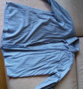 Классические мужские рубашки большого разме МНОГО