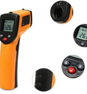 Пирометр, инфракрасный бесконтактный термометр