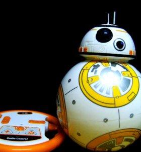 Робот дроид BB-8 PLANET BOY RC + ПОДАРОК!