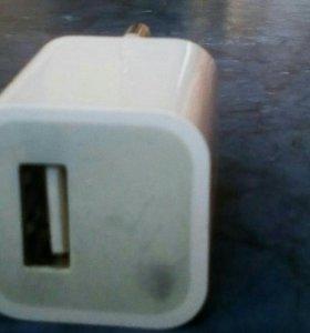 Блок для зарядки от 4/4s айфона