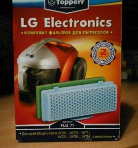 Фильтр для пылесосов LG