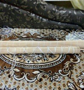 Ролеты бамбуковые