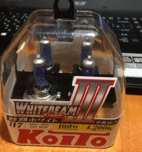 Лампы автомобильные KOITO