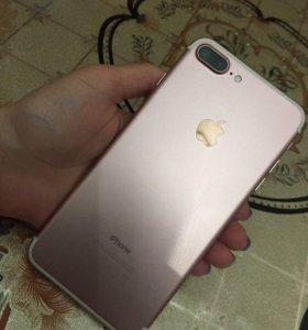 Apple iPhone 7 Plus 128GB (розовое золото)