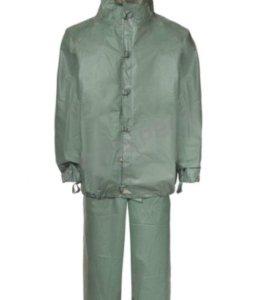 Защитный костюм (резина)