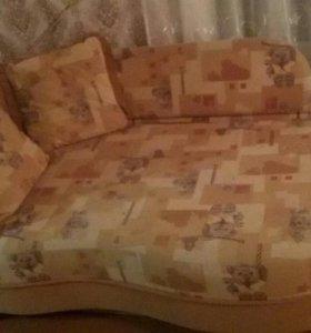 Детскый диван-кровать