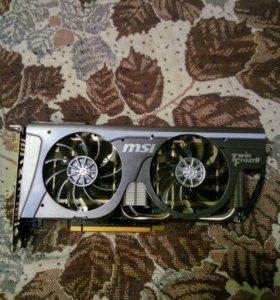 Видеокарта Msi gtx 560