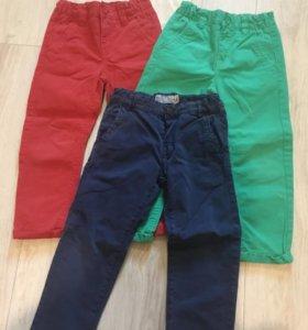 Брючки-джинсы для мальчика