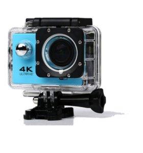 Экшн-камера WI-FI 4K