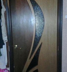 Межкомнатные двери(массив)