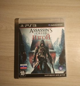 Assasins creed Rogue, игра для PS3