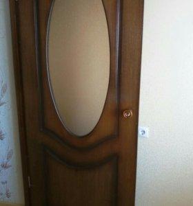 Продам двери на 80 см