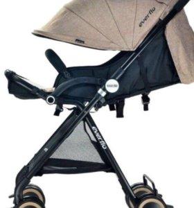 Коляска детская прогулочная Everflo Е-505
