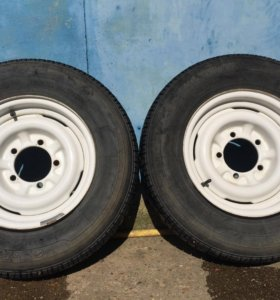 2 колеса на волгу