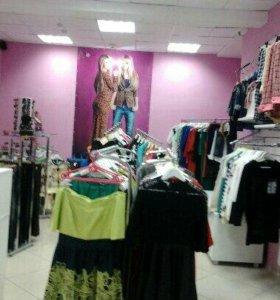 Для магазина одежды