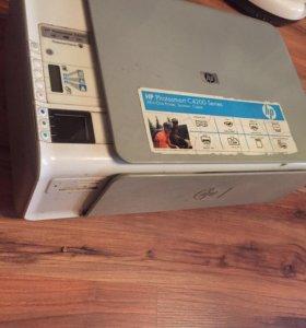 Принтер hp c4200
