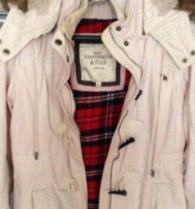 Куртка демисезонная Abercrombie&Fitch