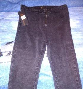Женские брюки(джегинсы)на размер 44-46
